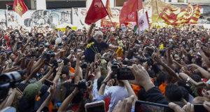 "impeachment"" a la expresidenta de Brasil, Dilma Rousseff"
